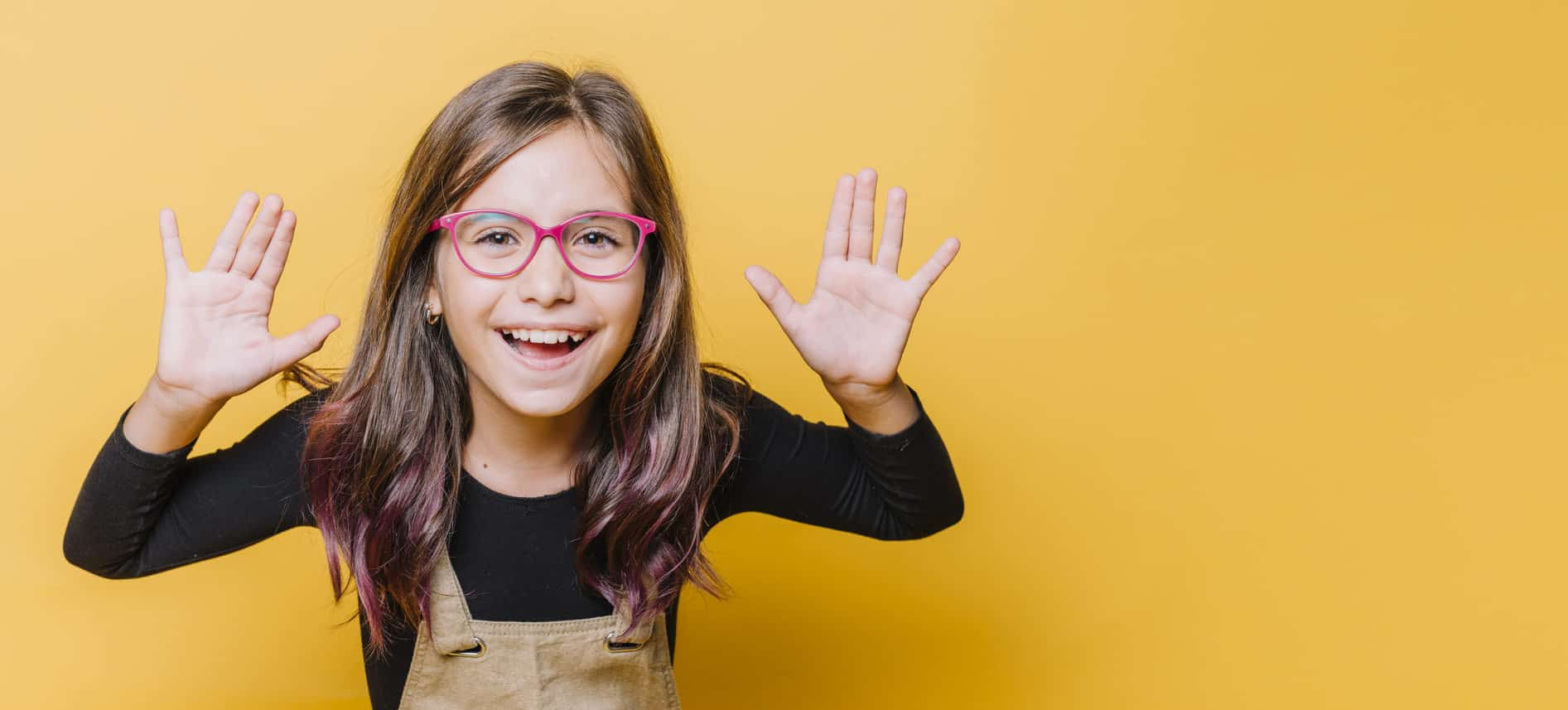 First Optic Childrens Eyewear Hero Image