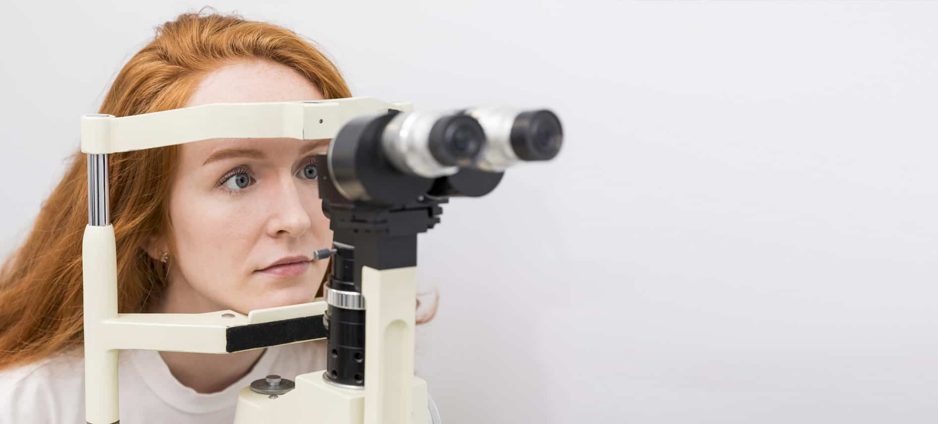 First Optic Eye Examination Hero Image