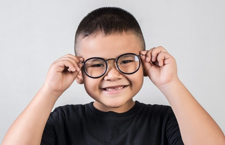 First Optic Services Childrens Eyecare Image